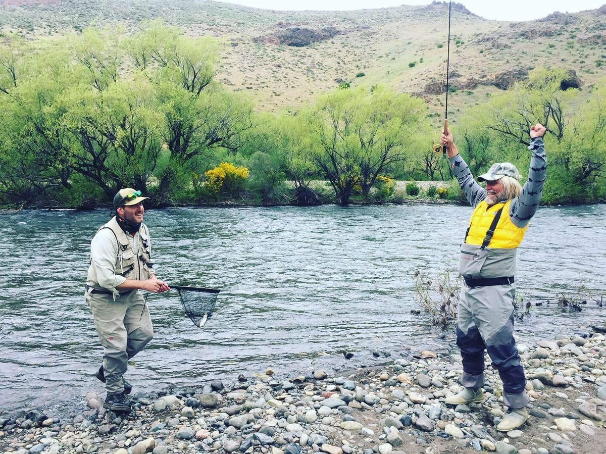 fly fishing tours in argentina